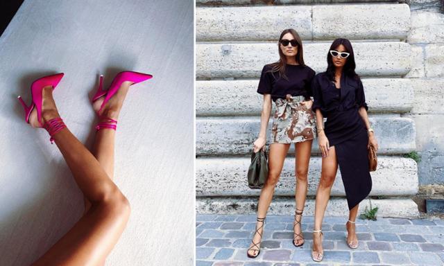 Strappy sandals! Säsongens 23 trendigaste remsandaletter