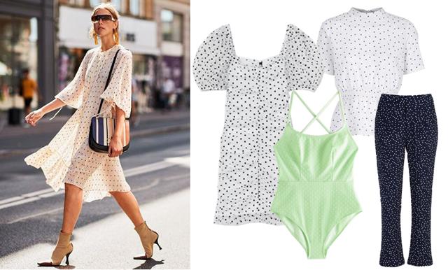 Klä dig i prickar! 30 köp i sommarens finaste mönster