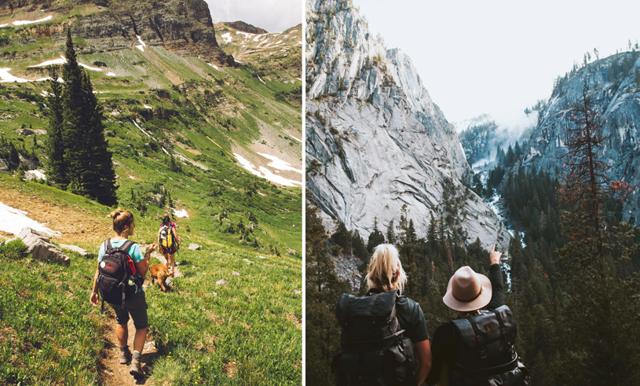 Komplett packlista för vandring: Här är all utrustning du behöver till fjällvandringen