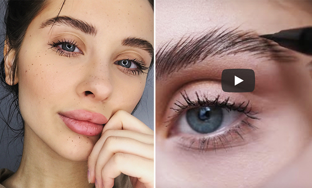 5 makeup-tutorials att kolla hemma – som lär oss ALLT om smink