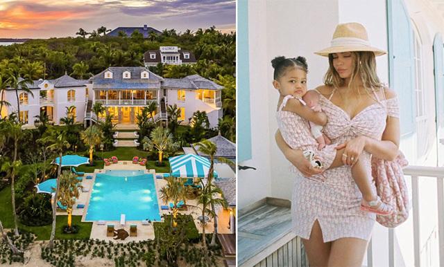 Här kan du hyra Kylie Jenners lyxiga semesterboende på Bahamas!