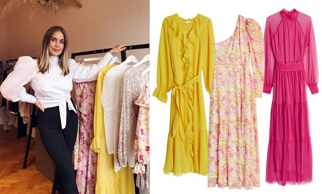 Shoppa Maja Nilsson Lindelöfs designsamarbete med Gina Tricot här!