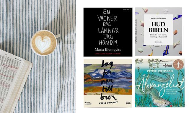 10 fängslande ljudböcker att lyssna på direkt - prova gratis i 14 dagar