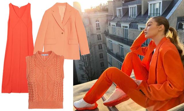 Vårens finaste stil i orange! 29 plagg som skapar en chic look
