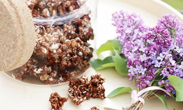 Chokladpops med havssalt – på 3 ingredienser