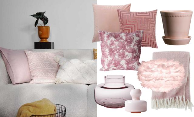 Fixa vårkänslan med rosa detaljer – 29 inredningsköp till ditt hem
