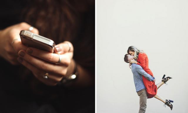Saknar du känslan av att vara nykär? De här 4 enkla sms:en ger er gnistan tillbaka