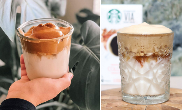 Dalgona Coffee – så gör du det trendiga kaffet alla pratar om just nu!