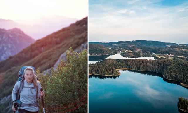 Stor guide: Sveriges 8 bästa (och helt magiska!) vandringsleder