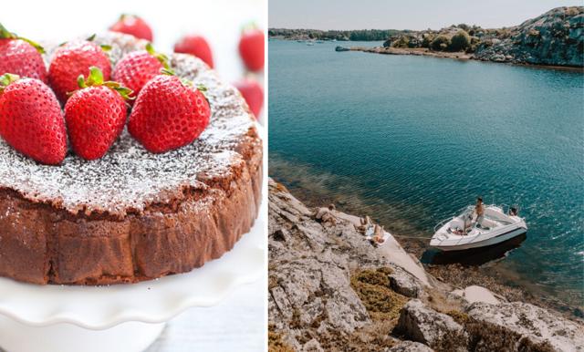 Sista minuten-desserterna till 6 juni – med bara två (!) ingredienser