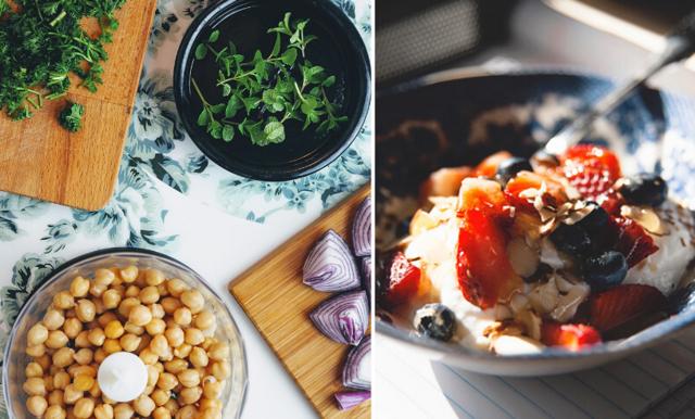 Med de här 8 ingredienserna kan du fixa nyttiga middagar – hela veckan