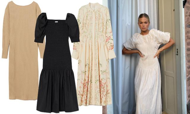 27 stilsäkra maxiklänningar att bära i vår