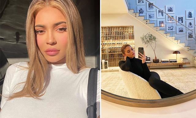 Nu kan du kika in i Kylie Jenners lyxvilla – värd 400 miljoner kronor