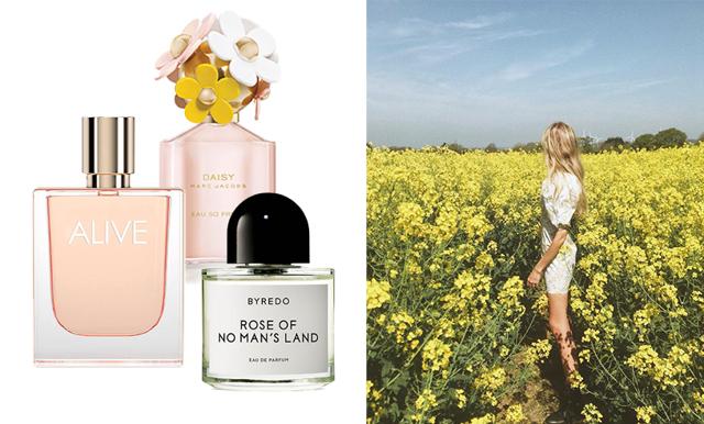 Vårens 13 bästa parfymer – och på dessa ställen skall du applicera för en intensivare doft