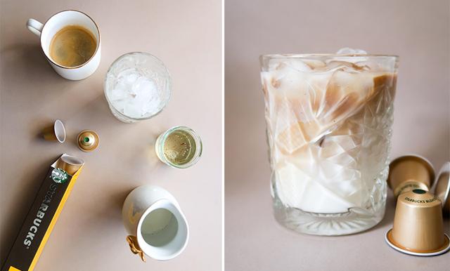 Iced Vanilla Latte – här är Starbucks hemliga recept