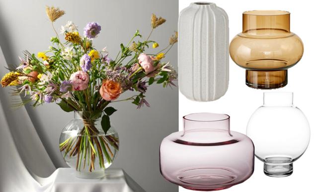 Äntligen dags för våriga buketter – 20 vaser för säsongens alla blommor