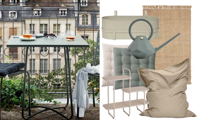 Så inreder du kvadratsmart – 4 tips för den lilla balkongen