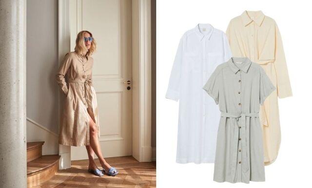 Bär skjortklänningen i sommar – favoritköp i butik just nu!