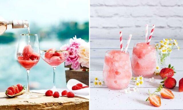 4 recept på frosé du måste prova i sommar