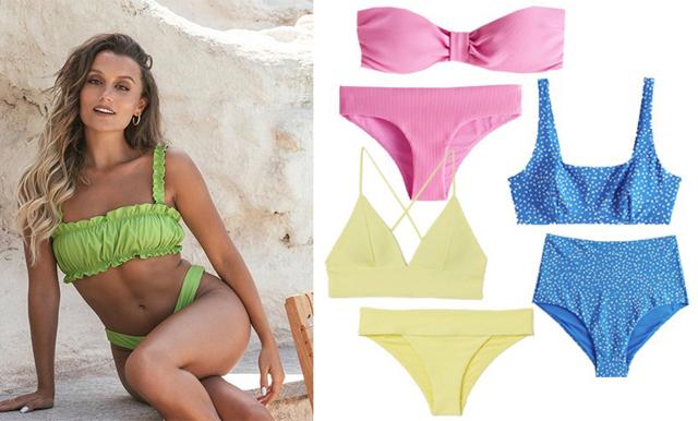 24 trendiga och smickrande bikinis för sommaren 2020