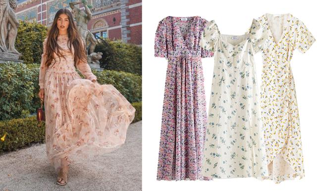 Blommigt är helrätt i sommar – 20 snygga klänningar i butik just nu
