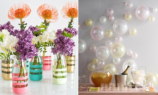 Snart dags för sommarfest – 7 snygga dekorationer du kan göra själv