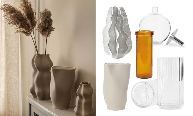 13 vackra vaser som lyfter ditt hem