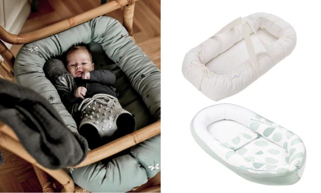 Mjukt och gosigt till din bebis – 13 fina babynesten