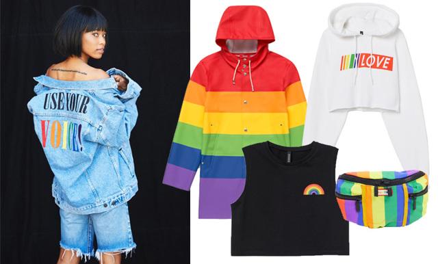 20 plagg och accessoarer att fira Global Pride 2020 med