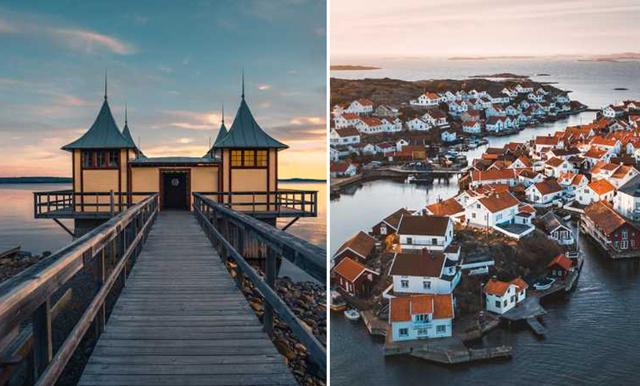 8 svenska smultronställen att upptäcka med tåg i sommar