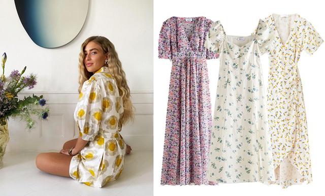 Blommigt är helrätt i sommar – 25 snygga klänningar i butik just nu