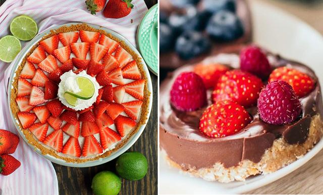 Veckans helgtips! Krämig chokladcheesecake – klar på 5 minuter