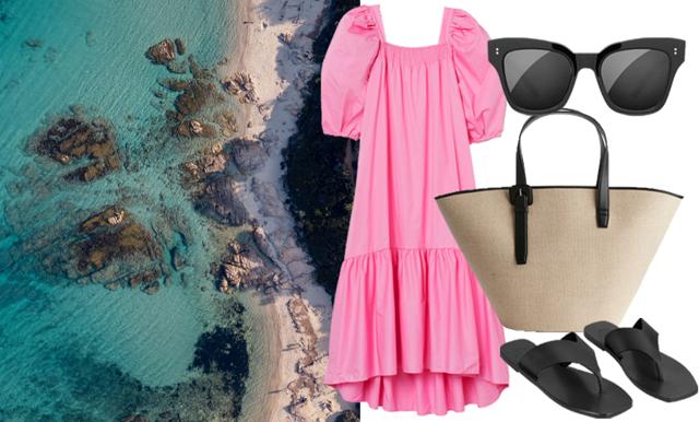 3 inspirerande semesterlooks att sno rakt av i sommar