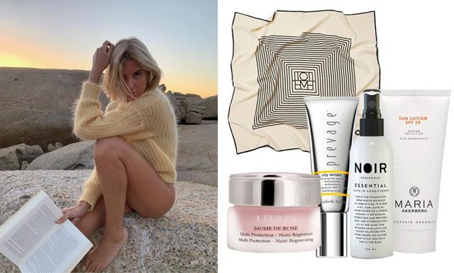 Skönhetsprodukterna som skyddar hud och hår mot solen!