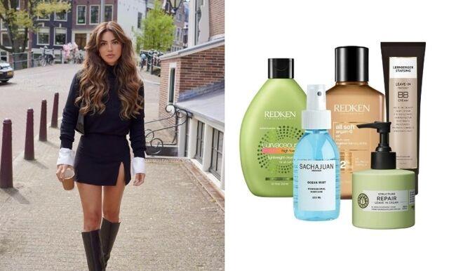 Så får du fina lockar – produkterna som återfuktar och reparerar torrt hår