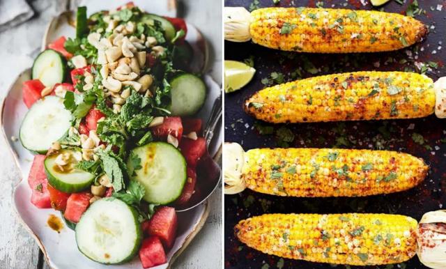 6 veganska rätter vi vill äta i värmen