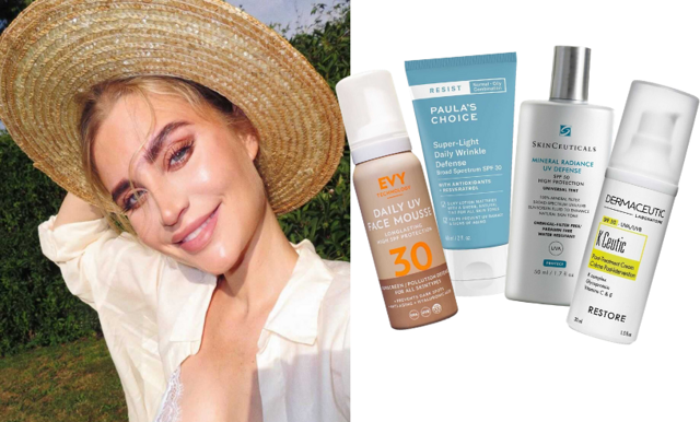 Glöm inte solskyddet – skönhetsbloggarens 5 favoriter som skyddar vårt ansikte!