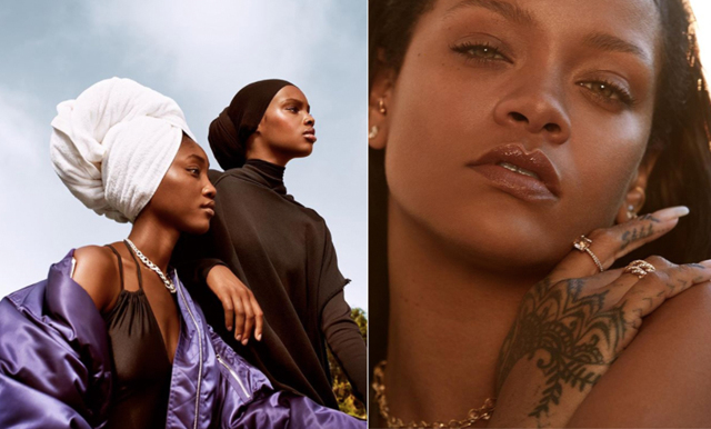 Då släpps Rihannas nya hudvårdsmärke Fenty Skin