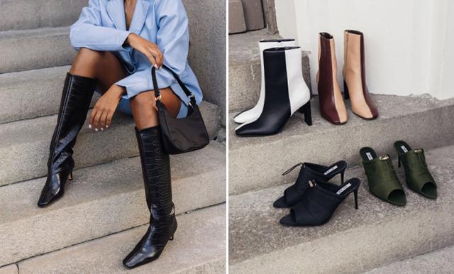 11 boots och klackar vi kommer bära hösten 2020