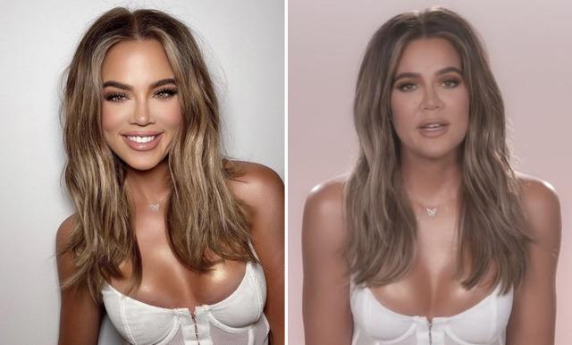 Sanningen bakom Khloe Kardashians redigerade och omtalade bild