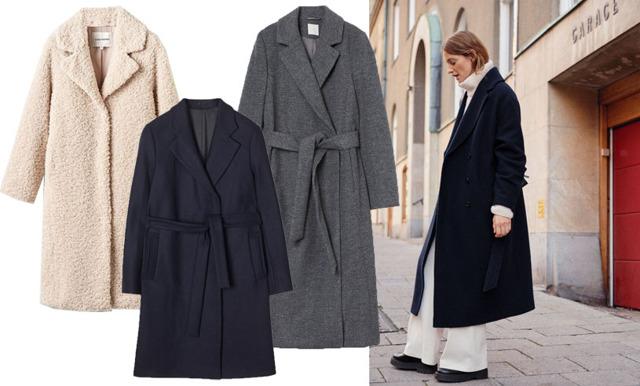 20 snygga och trendiga kappor att bära i höst och vinter