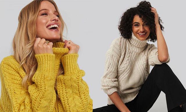 Möt hösten i den stickade tröjan –Metro Mode listar 26 favoriter!
