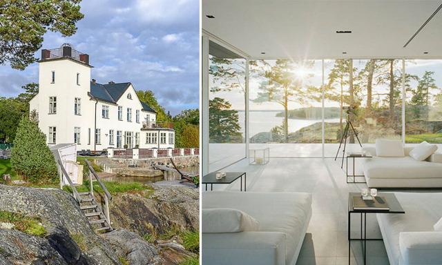 Drömhem! De 5 dyraste villorna till salu i Stockholm just nu