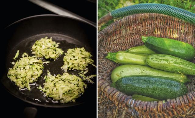 Foodjunkies goda zucchinibiffar
