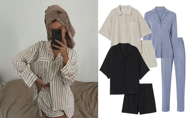 Fixa myskänslan – 22 fina pyjamasset att klicka hem direkt!