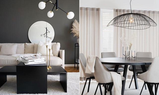 11 populära taklampor du kan uppdatera hemmet med