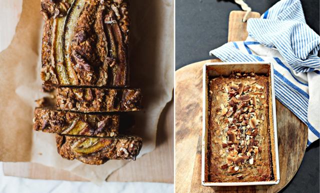 Så bakar du Foodjunkies saftiga och goda bananbröd (det är så enkelt!)