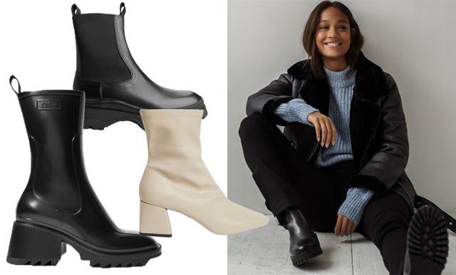 15 trendiga boots att möta hösten och vintern i