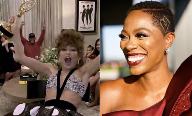 7 ikoniska looks från nattens historiska Emmy Awards
