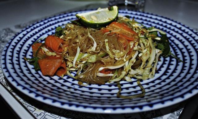 Foodjunkies goda thaimat – med ljuvlig sås